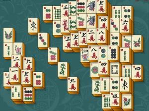 Онлайн игра Маджонг (Mahjongg) (изображение №7)