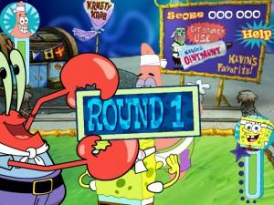 Онлайн игра Губка Боб Бикини Боттом Битва (Sponge Bob Bikini Bottom Bust Up) (изображение №6)