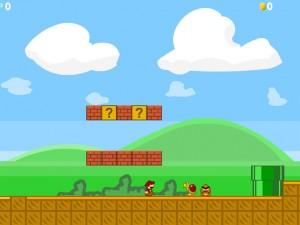 Онлайн игра Старые братья Марио (Old Mario Bros) (изображение №2)