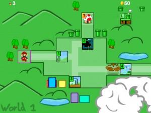 Онлайн игра Старые братья Марио (Old Mario Bros) (изображение №4)