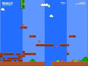 Онлайн игра Тупер Марио (Tuper Tario Tros) (изображение №2)