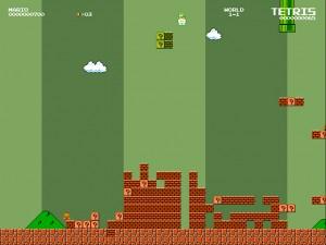 Онлайн игра Тупер Марио (Tuper Tario Tros) (изображение №3)