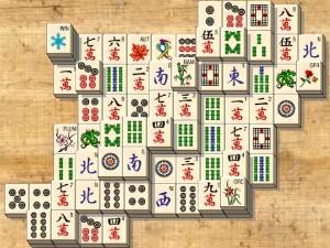 Онлайн игра Маджонг (Mahjong) (изображение №5)