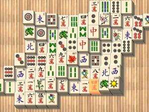 Онлайн игра Маджонг (Mahjong) (изображение №8)