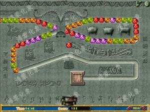Онлайн игра Китайский квест Зума (Chinese Gem Quest) (изображение №2)