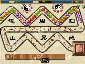 Онлайн игра Китайский квест Зума (Chinese Gem Quest) (изображение №3)