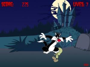 Онлайн игра Кот против зомби (Cat vs Zombie) (изображение №5)