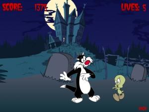 Онлайн игра Кот против зомби (Cat vs Zombie) (изображение №6)
