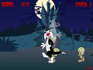 Онлайн игра Кот против зомби (Cat vs Zombie) (изображение №7)