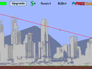 Онлайн игра Потрясающий снайпер (Awesome Sniper Man) (изображение №2)