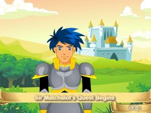 Онлайн игра Mahjong Knight Quest (Маджонг Рыцарский Квест) (изображение №2)