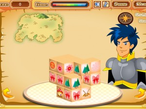 Mahjong Knight Quest