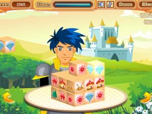 Онлайн игра Mahjong Knight Quest (Маджонг Рыцарский Квест) (изображение №5)