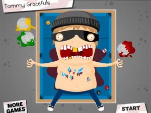 Онлайн игра Хирург с арматурой (Amateur Surgeon) (изображение №3)