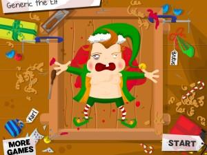 Онлайн игра Хирург с арматурой: Рождественское издание (Amateur Surgeon: Christmas Edition) (изображение №5)